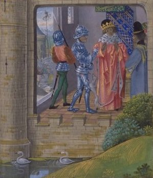 Henry IV Richard_II_arrest