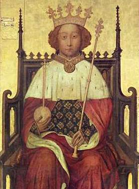 Henry IV Richard_II_King_of_England