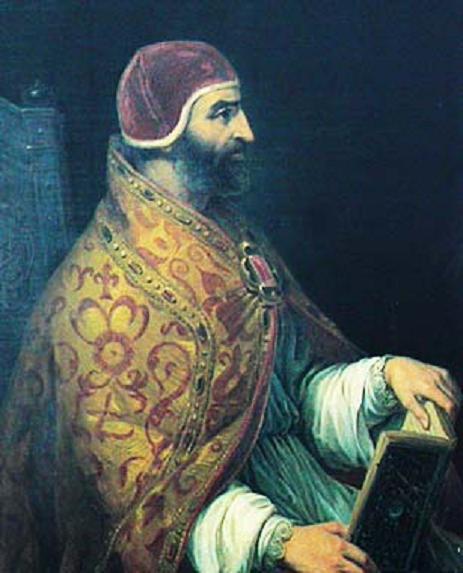 John Hawkwood Papa_Innocentius_Sextus
