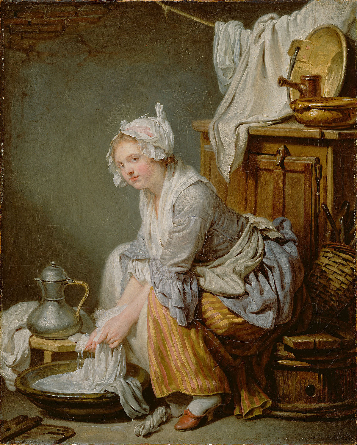 Laundress 1200px-Jean-Baptiste_Greuze_(French_-_The_Laundress_(La_Blanchisseuse)_-_Google_Art_Project