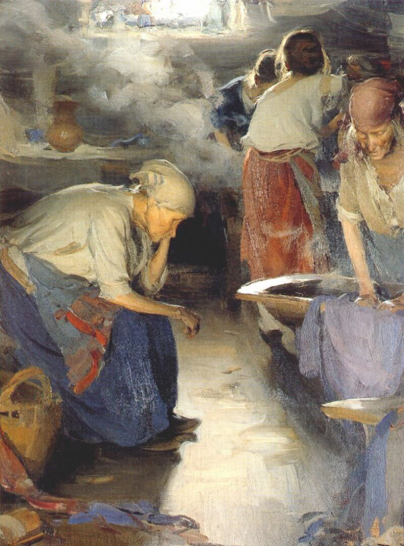 laundresses arkhipov-the-laundresses-c1900