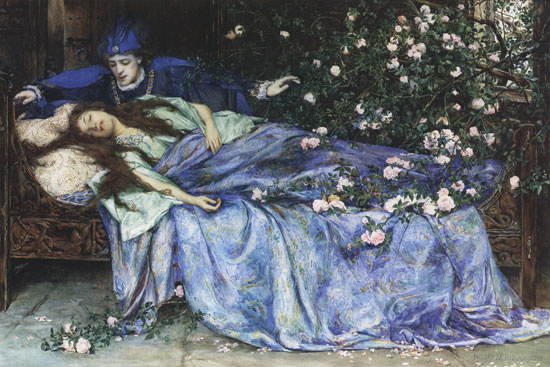 karolina Henry_Meynell_Rheam_-_Sleeping_Beauty