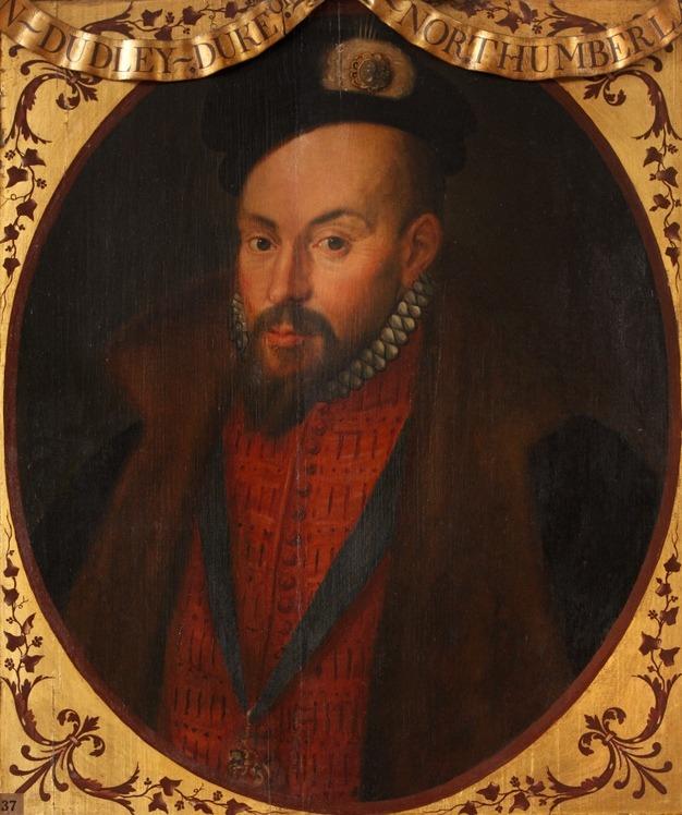 Guildford John_Dudley_(Knole,_Kent)
