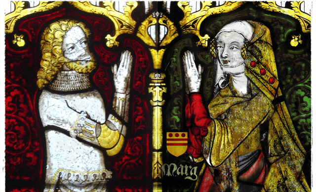 Edmund and Margaret