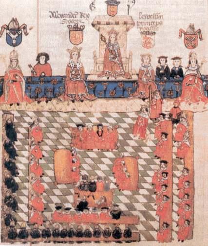 Edmund parliament