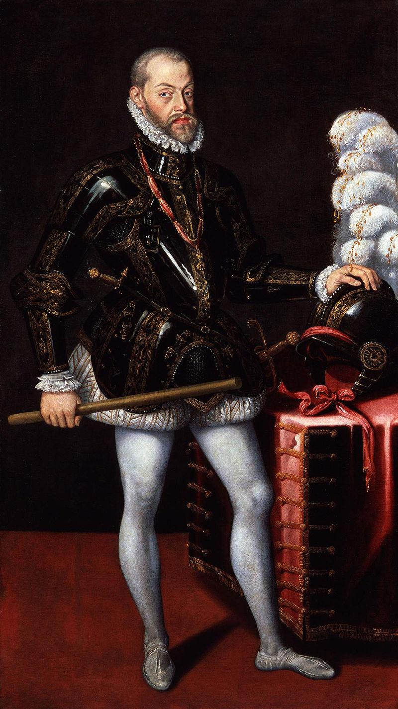Felipe_II,_King_of_Spain_from_NPG