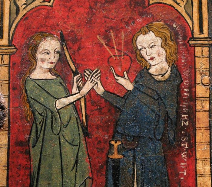 Margaret medieval wounded