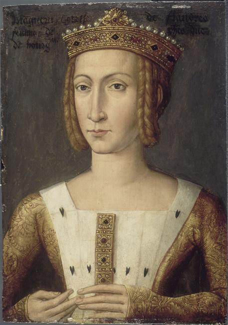 Violant Flemish_School_-_Lille_-_Margaret_of_Dampierre