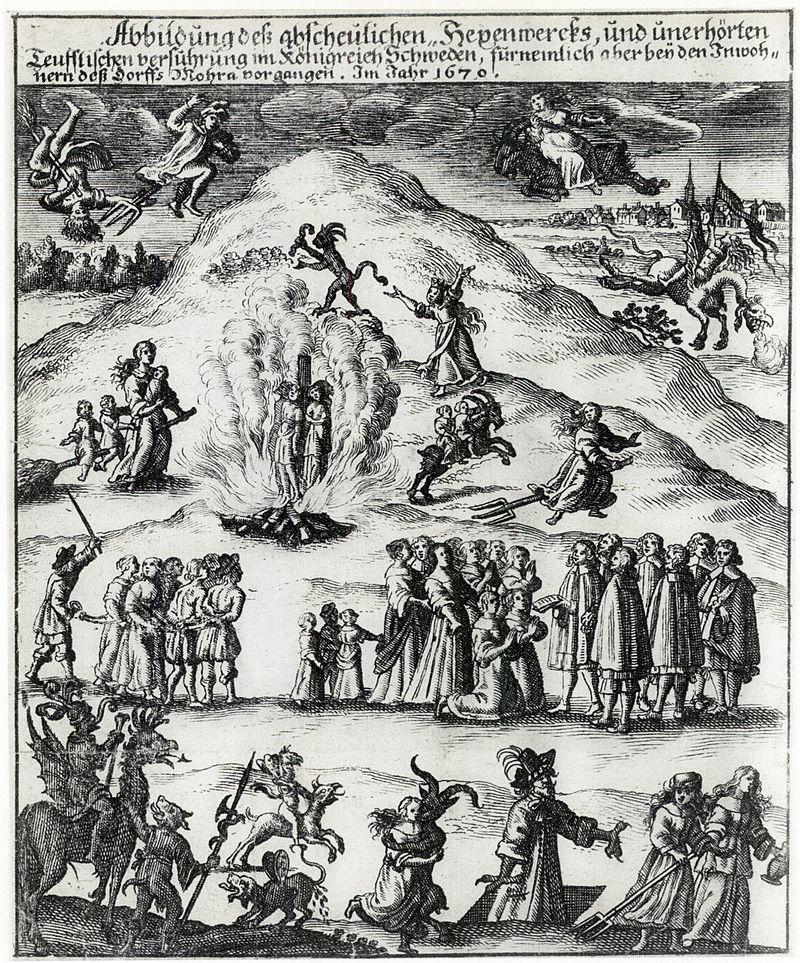 Witches Häxprocess_Mora_1670