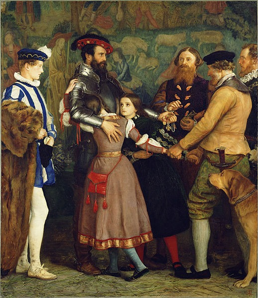 Millais_-_The_Ransom_-_72.PA.13_-_J._Paul_Getty_Museum