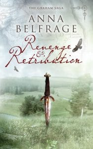 Revenge and Retribution, by Anna Belfrage, cover