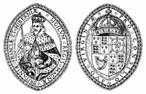 The Virginia Company Seal