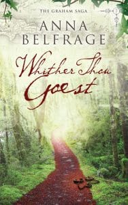 Wither Thou Goest, by Anna Belfrage, cover