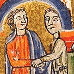 medieval marriage frontpage