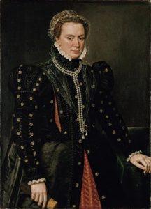 Hapsburg ladies Marie de hongrie 1520