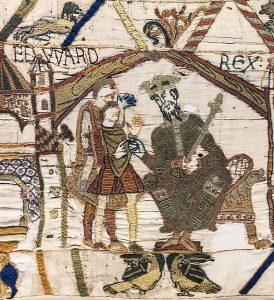 Helen 800px-Bayeux_Tapestry_scene1_EDWARD_REX