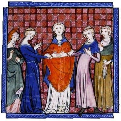 medieval-betrothal
