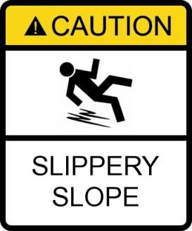 corduroy Slippery-Slope