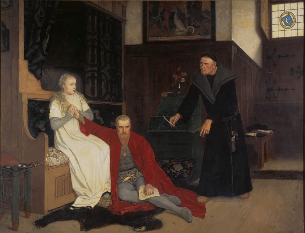 Georg von Rosen: Erik XIV.NM 1154