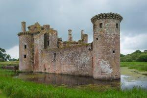 Caerlaverock_Castle_2016 De Facto