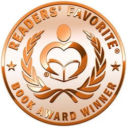 Reader's Favorite Bronze medallist award