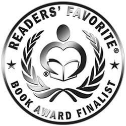 Reader's Favorite Finalist award