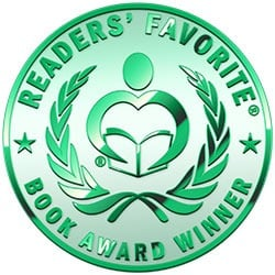 Reader's Favorite Honorable mention award