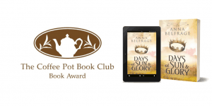 Coffee Pot Book Club Award