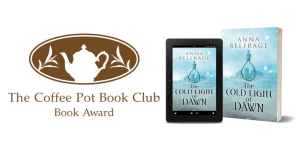 Coffee Pot Book Club Award for Cold Light of Dawn