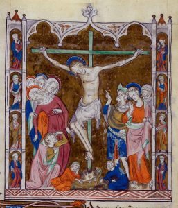 påsk Crucifixion-of-Jesus-in-Medieval-Art