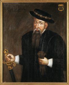 Margareta Porträtt._Joachim_Brahe_-_Skoklosters_slott_-_22010