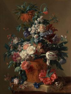 Flowers jan van Huysym