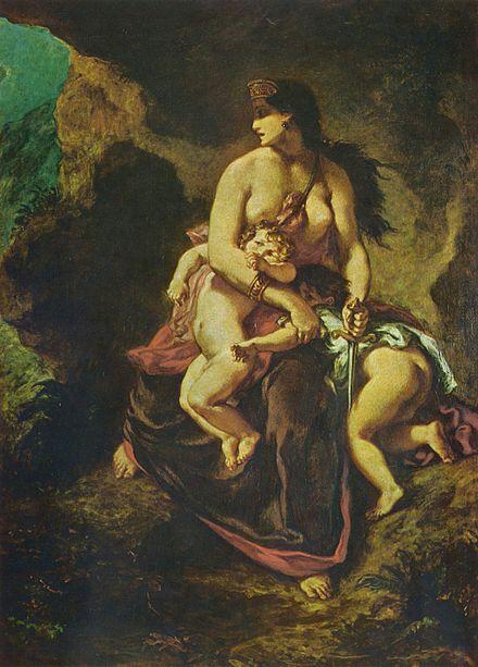 Jason and Medea 440px-Eugène_Ferdinand_Victor_Delacroix_031