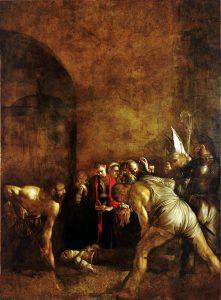 Lucia Burial_of_Saint_Lucy-Caravaggio_(1608)