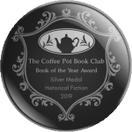 Silver medal, Coffee Pot Book Club