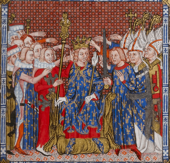 owain Coronation_of_Charles_V_of_France