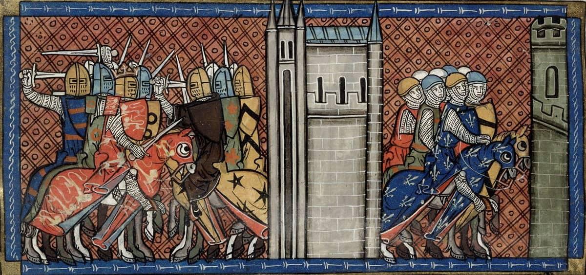 Caerlaverock 122918-01-History-Medieval-Middle-Ages-Warfare-Siege