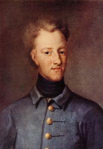 Karl XII 1706