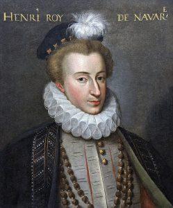 Henri IV 6px-Musée_national_du_Château_de_Pau_-_Portait_d'Henri_IV_vers_1575_-_P_82_1_1