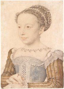 Henri IV Clouet_Margerite_of_Valois