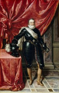 Henri IV_of_france_by_pourbous_younger
