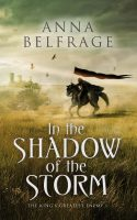 In the Shadow of the Storm, Anna Belfrage, cover