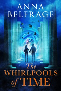 The Whirlpools of Time, Anna Belfrage author